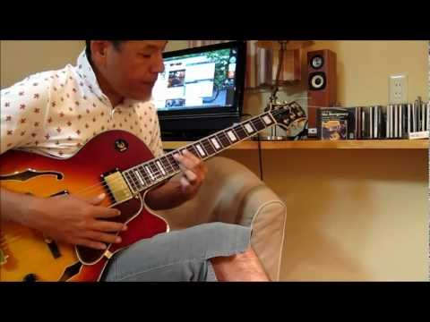 I've Grown Accustomed To Her Face【Wes Montgomery Cover】