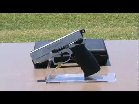 Sava Magnum 9mm Blank Firing Gun.mpg
