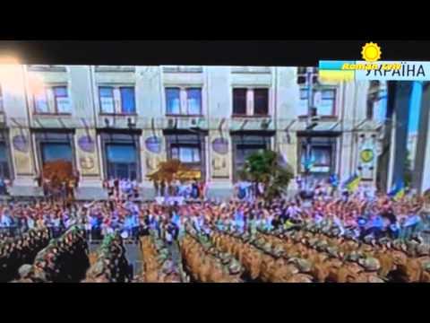 Парад День Незалежності України - Independence Day