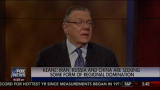 Ge  Jack Keane on Afghanistan in 2017