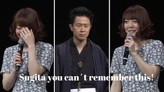 Eng Sub Sugita Tomokazu Knows Everything About Hanazawa Kana Inu X Boku Event