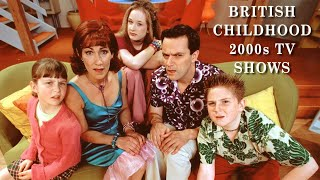British Childhood TV Shows of the 2000s | Part 2
