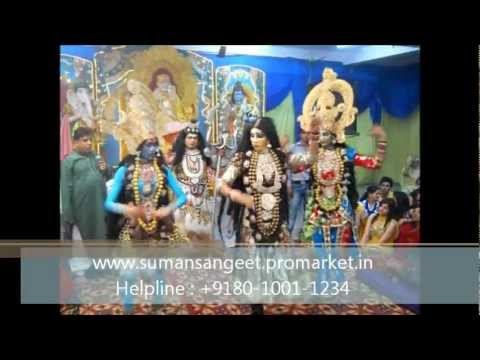 3 Roop Maa Kali Ke..(Jhanki) in Chowki by GAYATRI & PARTY Since...