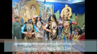 3 Roop Maa Kali Ke..(Jhanki) in Chowki by GAYATRI & PARTY [Since 1995]