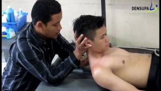 Teknik Myofascial Release pada vertigo dan nyeri leher