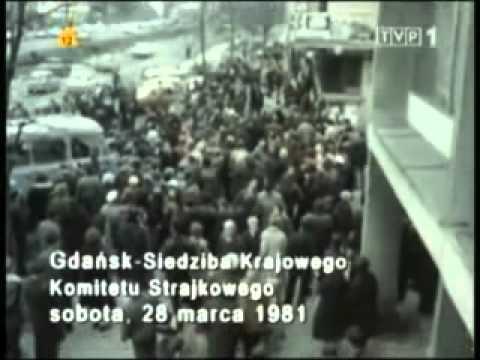 Zakazany, ukrywany 27 lat film. CAŁOŚĆ !  - Jak Bolek Wałęsa zniszczył Solidarność