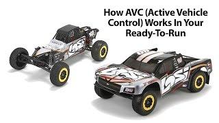 HorizonHobby.com How-To : How AVC (Active Vehicle Control) Works