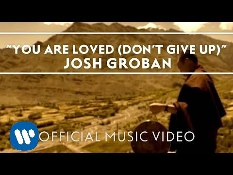 Josh Groban - You Are Loved [Dont Give Up] (Video)
