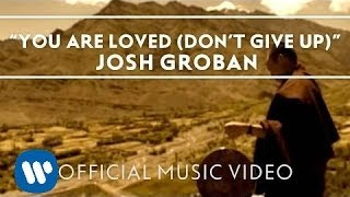 Josh Groban You Are Loved Don 39 T Give Up Official Music Audio