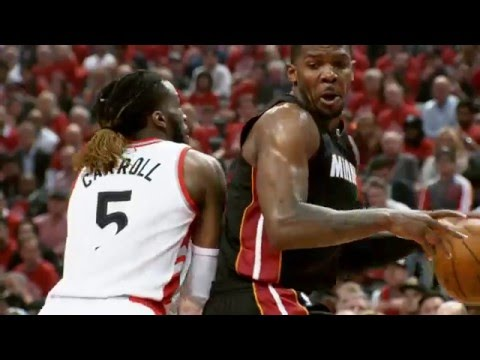 Best of Playoffs Phantom: Heat vs Raptors Game 1