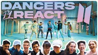Download Lagu Dancers React To BTS (방탄소년단) 'FAKE LOVE' | Project One Gratis STAFABAND