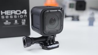 DO NOT BUY THE GoPro Hero 4 Session - REVIEW