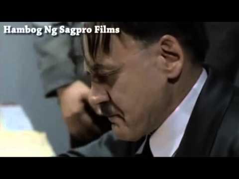 Pader na Ginangster (Part 2) Hambog ng Sagpro Film