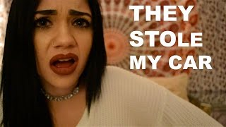 THEY STOLE MY CAR AND LEFT ME STRANDED | storytime
