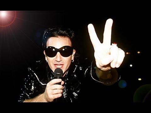 Bono reveals the history of U2