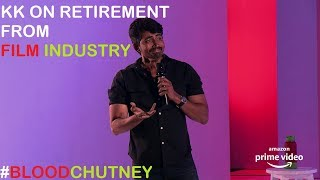 On Retirement from Film Industry | Stand-up comedy clip from Blood Chutney