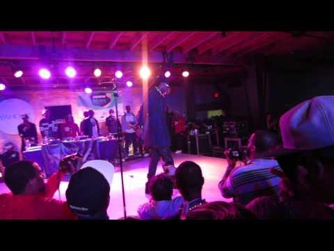 SXSW Music Festival 2014 | Yahoo Presents LRG/DATPIFF Host | 2 Chainz Pt2