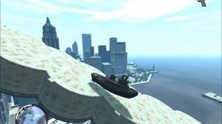 GTA 4 PC Empire State Building Ramp ROBATORE