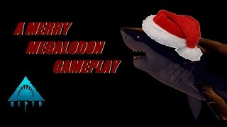 Depth |Live Commentary| A Merry Megalodon Gameplay