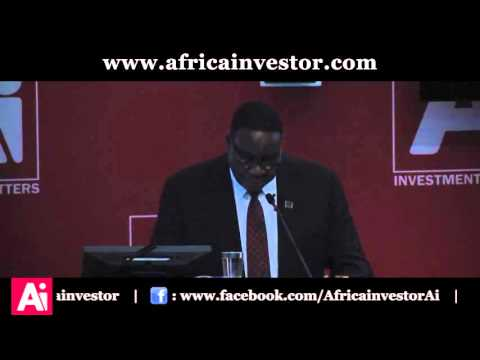 H.E. Prof. Arthur Peter Mutharika, President (Malawi), at the Ai CEO Investment Summit 2015