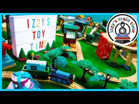 Thomas and Friends TRAIN CAM!
