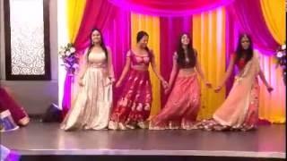 বাংলা গানের তালে তালে বিয়ের নাচ