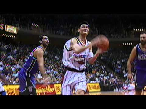 All-Access Look Back: Yao Ming, Shaquille O'Neal and Allen Iverson