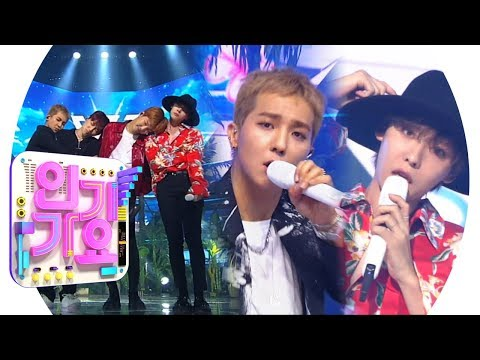WINNER(위너) - AH YEAH(아예) @인기가요 Inkigayo 20190526