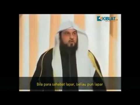 Syaikh Al- Arifi Sindir Penguasa Taghout Arab.mp3