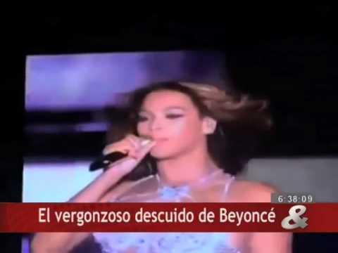 El Vergonzoso Descuido De Beyoncé