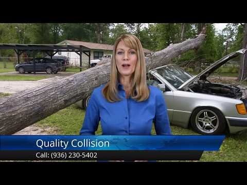 Auto Body Repair for Quality Collision Conroe  Review by CR