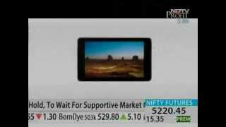 Go Tech Funtab Fit (Health Tablet PC) gets featured on NDTV Cell Guru [English Edition]