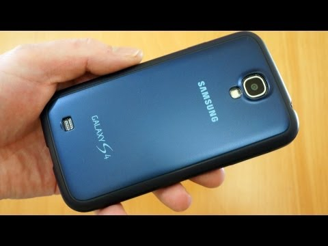 Official Protective Cover + Samsung Galaxy S4 Case Review
