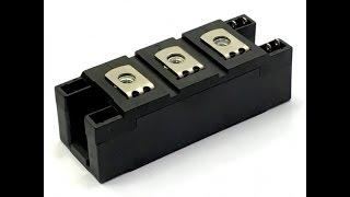 IXYS MCC132-14IO1 Тиристорный модуль 130 Ампер, 1400 Вольт, аналог MCC132-14IO8 IXYS