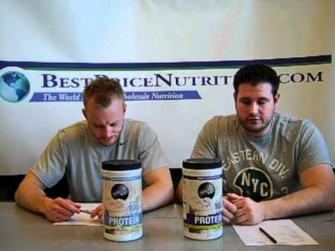 Designer Whey Protein Review Video