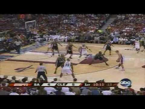 2007 Nba Finals 2007 Nba Finals Spurs vs Cavs