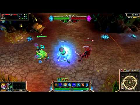 Full - Alien Invader Heimerdinger (2014 Visual Upgrade) League of Legends Skin Spotlight