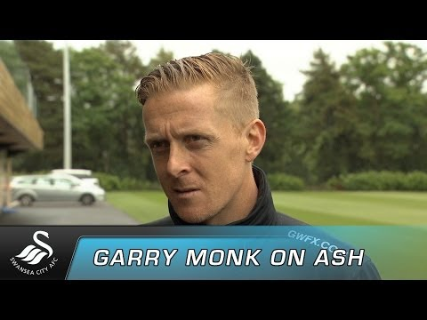 Swans TV - Garry Monk on Ash's new deal