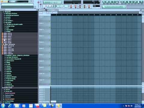 Como grabar FL studio con Camtasia 7 by Dr. B.a.S.