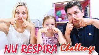 RETINE RESPIRATIA CHALLENGE/ Care Familie Va Invinge? Raspundem la Provocarea Canalului Jasmina Show