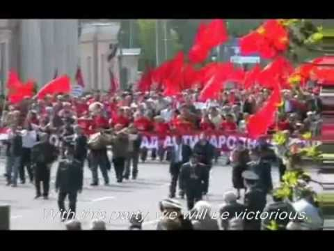Today's communist party in Russia
