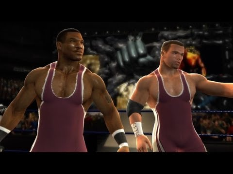 WWE 13 Community Showcase: Shelton Benjamin & Charlie Haas (...