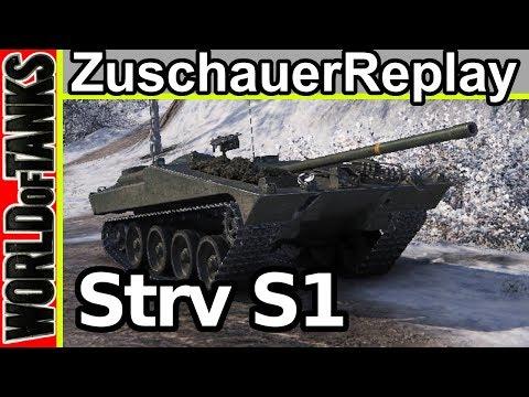 World of Tanks ♥ ZuschauerReplay #291 Strv S1