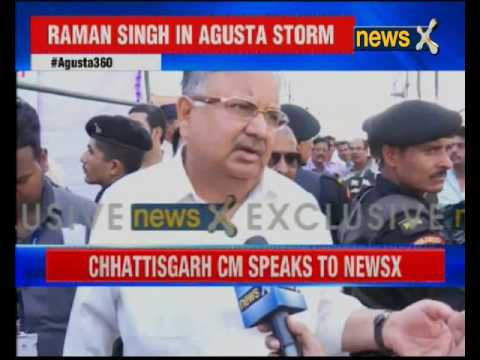 Chhattishgarh CM Raman Singh speaks exclusively to NewsX