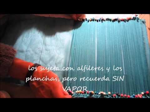 Cómo hacer un drapeado sencillo