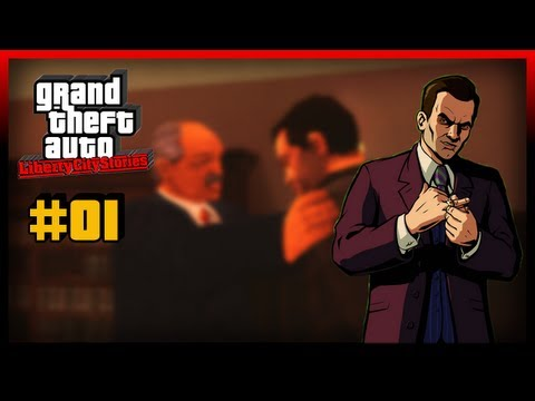 GTA: Liberty City Stories [PSP] - #01. Home Sweet Home