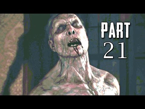 The Order 1886 Walkthrough Gameplay Part 21 - A Traitor Among Us - Campaign Mission 12 (PS4)