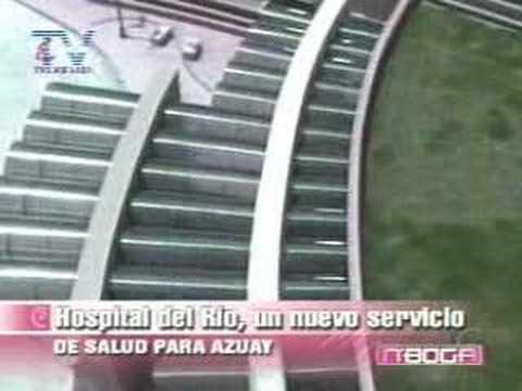 Hospital del Río, un nuevo servicio de salud