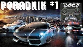 Poradnik #1 - Jak podłączyć pada ps3 do gry need for speed world?