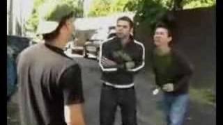 David Blaine's Street Magic part 1 (russian)